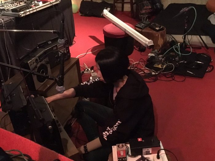6/15(Wed)/2016 @ 西麻布 BULLET'S