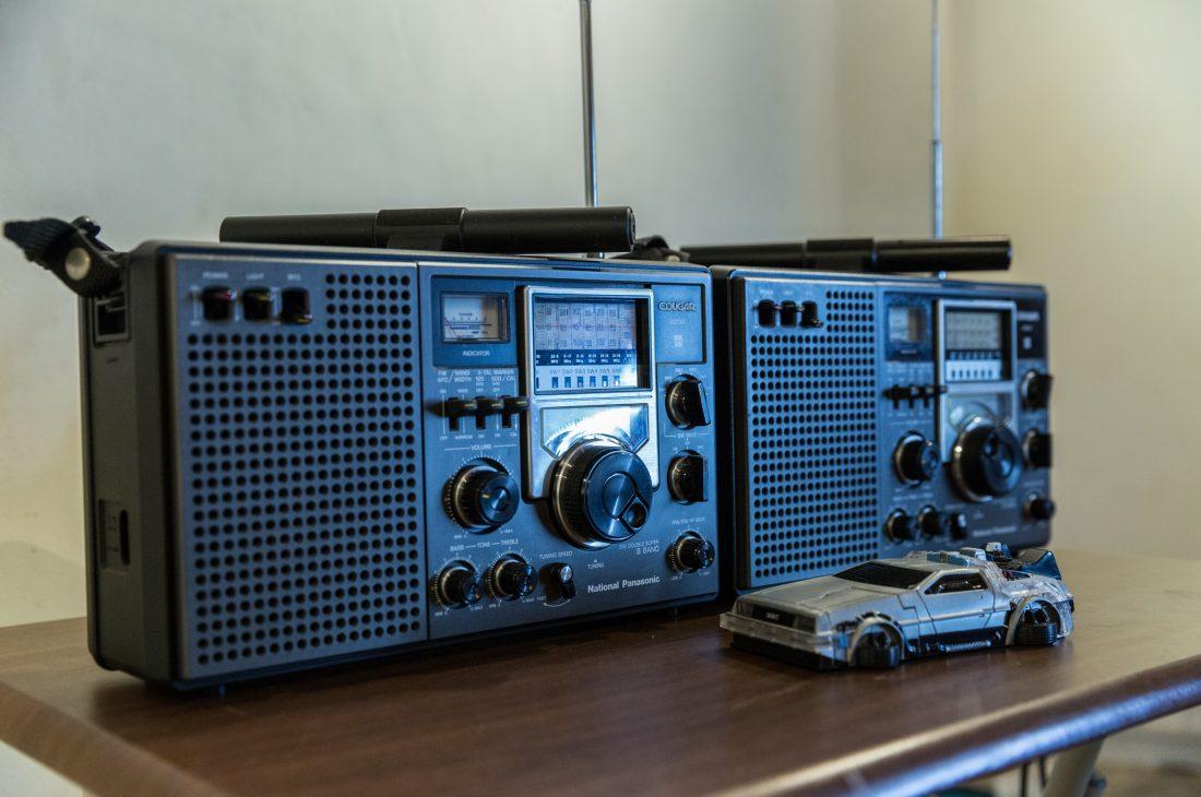 ラジオ ナショナル クーガ RF-2200